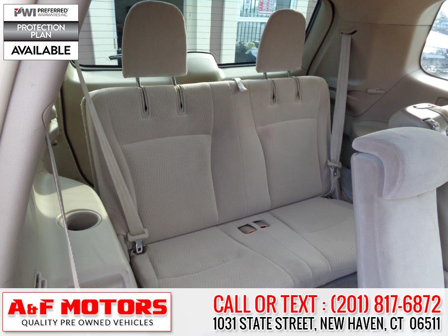 2008 Toyota Highlander 4WD 4dr Base, available for sale in East Rutherford, New Jersey | A&F Motors LLC. East Rutherford, New Jersey