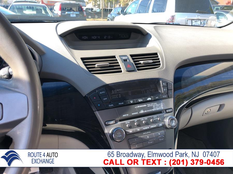 Used Acura MDX AWD 4dr 2009 | Route 4 Auto Exchange. Elmwood Park, New Jersey