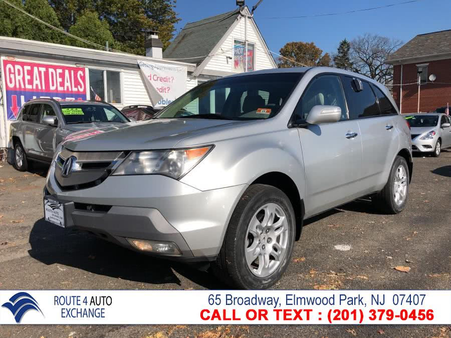 Used 2009 Acura MDX in Elmwood Park, New Jersey | Route 4 Auto Exchange. Elmwood Park, New Jersey
