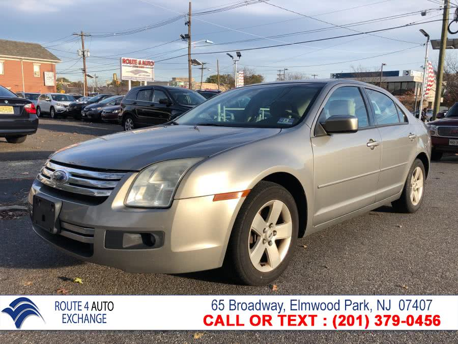 Used 2008 Ford Fusion in Elmwood Park, New Jersey | Route 4 Auto Exchange. Elmwood Park, New Jersey