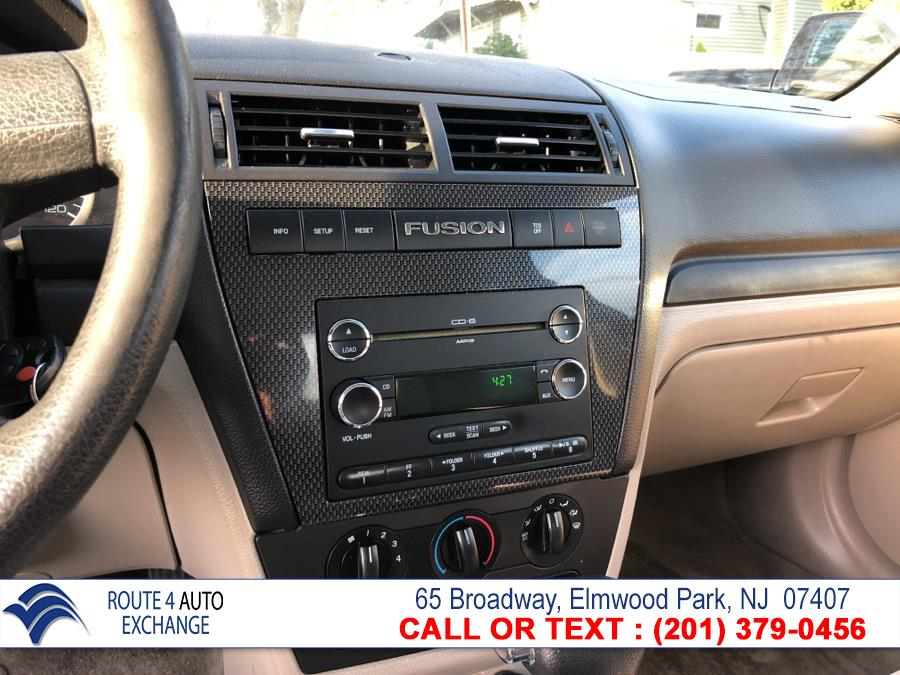 Used Ford Fusion 4dr Sdn V6 SE FWD 2008 | Route 4 Auto Exchange. Elmwood Park, New Jersey