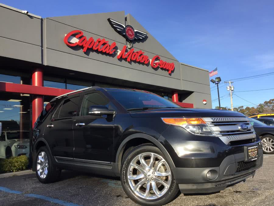 Used 2015 Ford Explorer in Medford, New York | Capital Motor Group Inc. Medford, New York