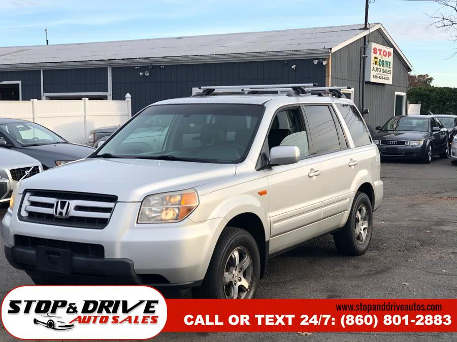 Used 2008 Honda Pilot in East Windsor, Connecticut | Stop & Drive Auto Sales. East Windsor, Connecticut