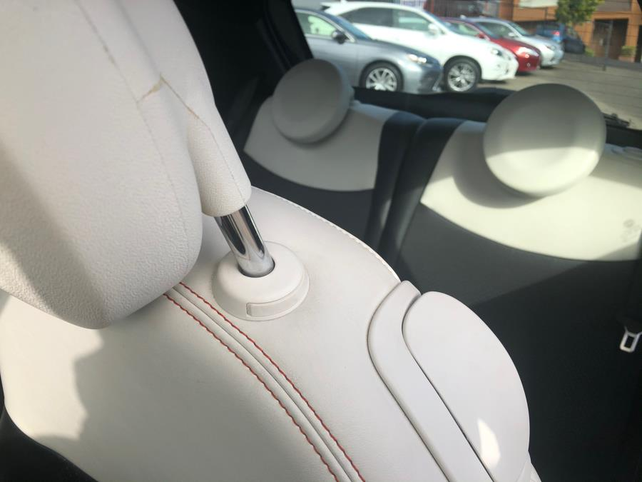 2016 FIAT 500e Moonroof + Steam Interior, available for sale in Daly City, California   Green Light Auto Wholesale. Daly City, California