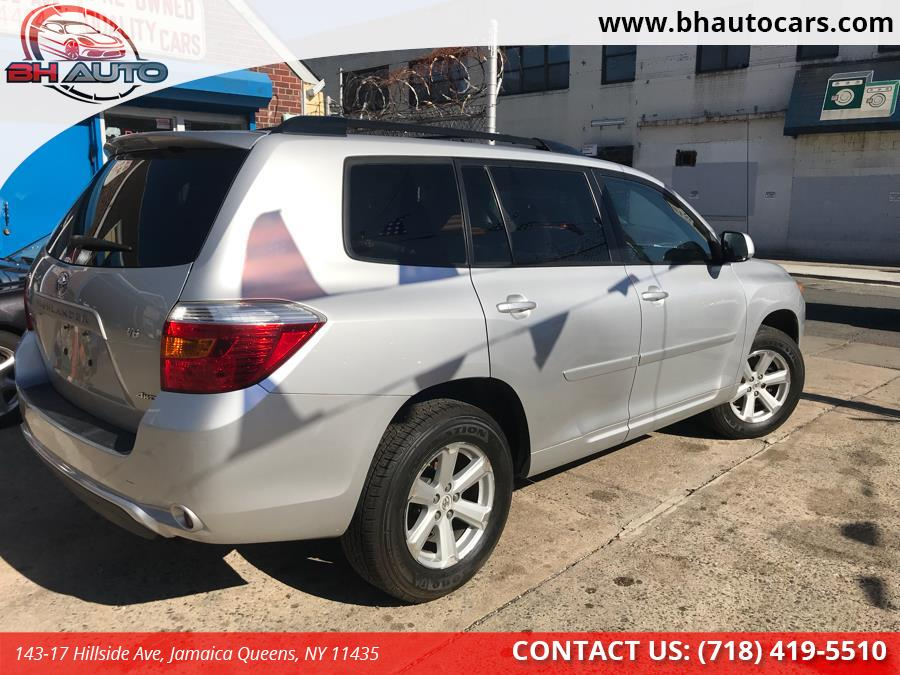 Used Toyota Highlander 4WD 4dr Base 2008 | BH Auto. Jamaica Queens, New York