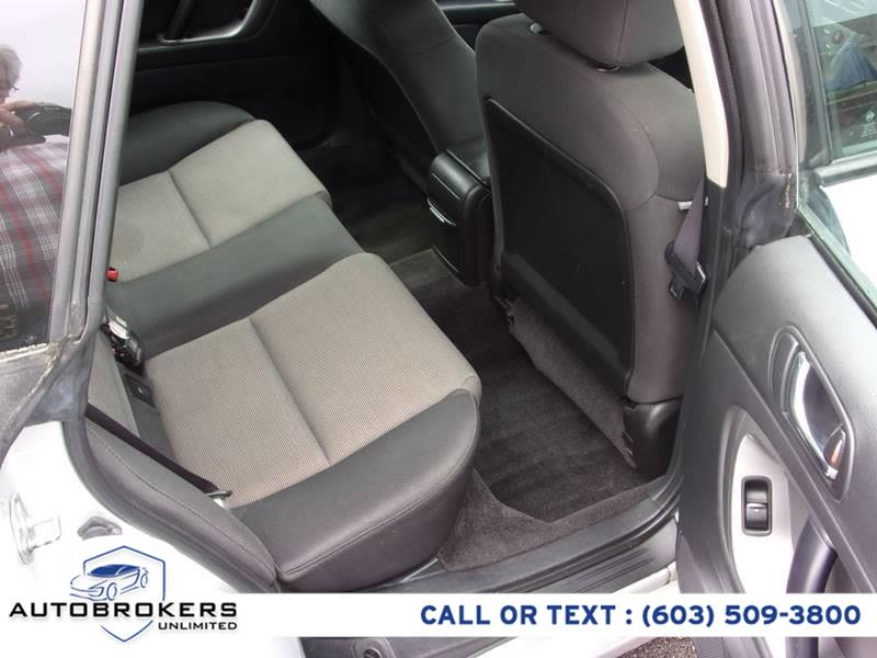 2005 Subaru Legacy Wagon Wagon, available for sale in Derry, New Hampshire | Autobrokers Unlimited. Derry, New Hampshire