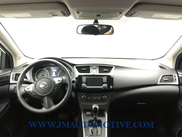 2017 Nissan Sentra SV CVT, available for sale in Naugatuck, Connecticut | J&M Automotive Sls&Svc LLC. Naugatuck, Connecticut