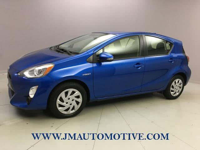 Used Toyota Prius c 5dr HB One 2015 | J&M Automotive Sls&Svc LLC. Naugatuck, Connecticut
