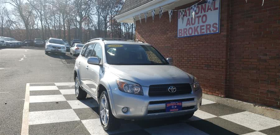 Used Toyota RAV4 4WD Sport 2007 | National Auto Brokers, Inc.. Waterbury, Connecticut
