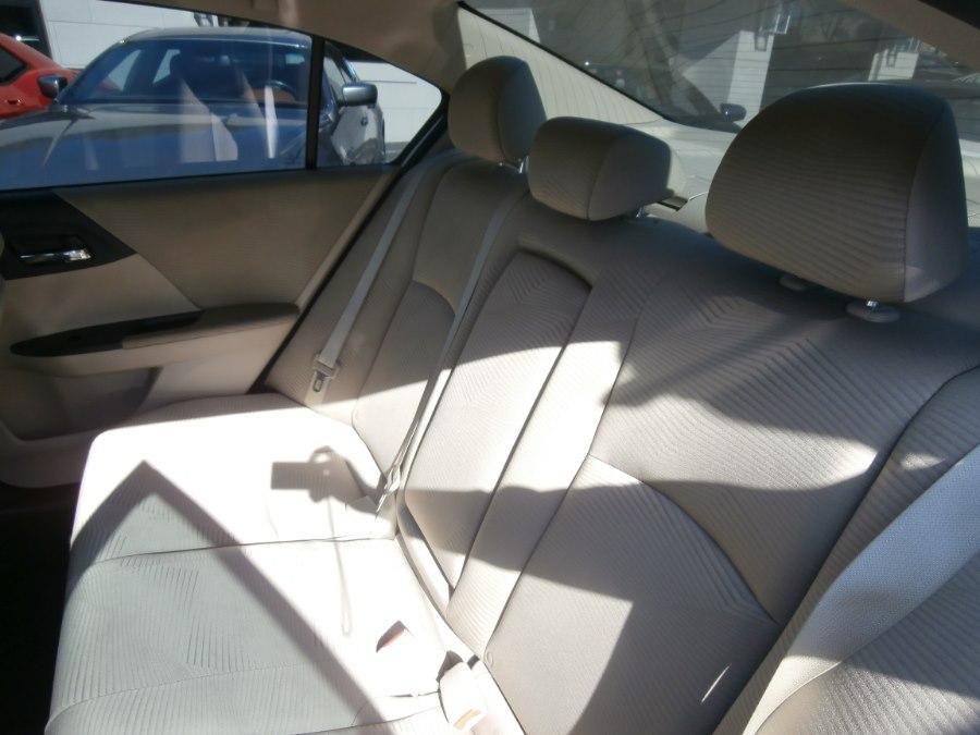 Used Honda Accord Sedan 4dr I4 CVT LX 2014 | Jim Juliani Motors. Waterbury, Connecticut