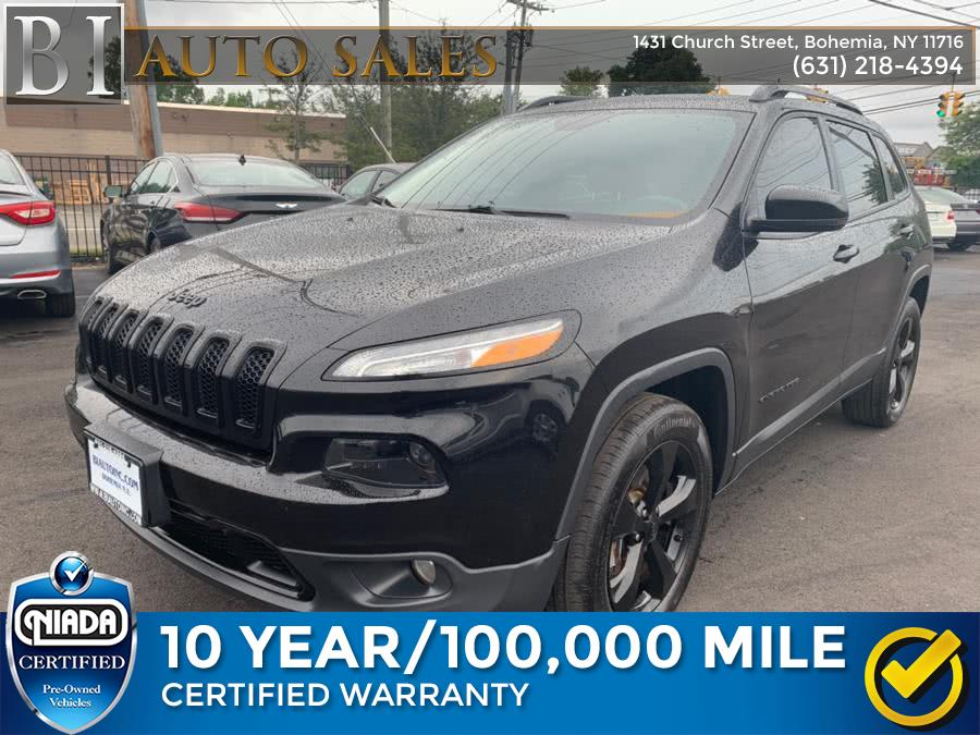 Used 2016 Jeep Cherokee in Bohemia, New York | B I Auto Sales. Bohemia, New York