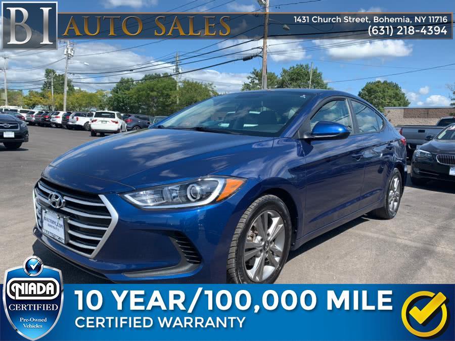 Used 2017 Hyundai Elantra in Bohemia, New York | B I Auto Sales. Bohemia, New York
