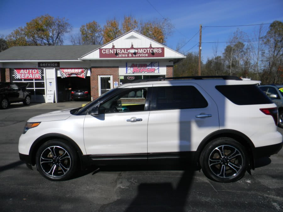 Used 2013 Ford Explorer in Southborough, Massachusetts | M&M Vehicles Inc dba Central Motors. Southborough, Massachusetts