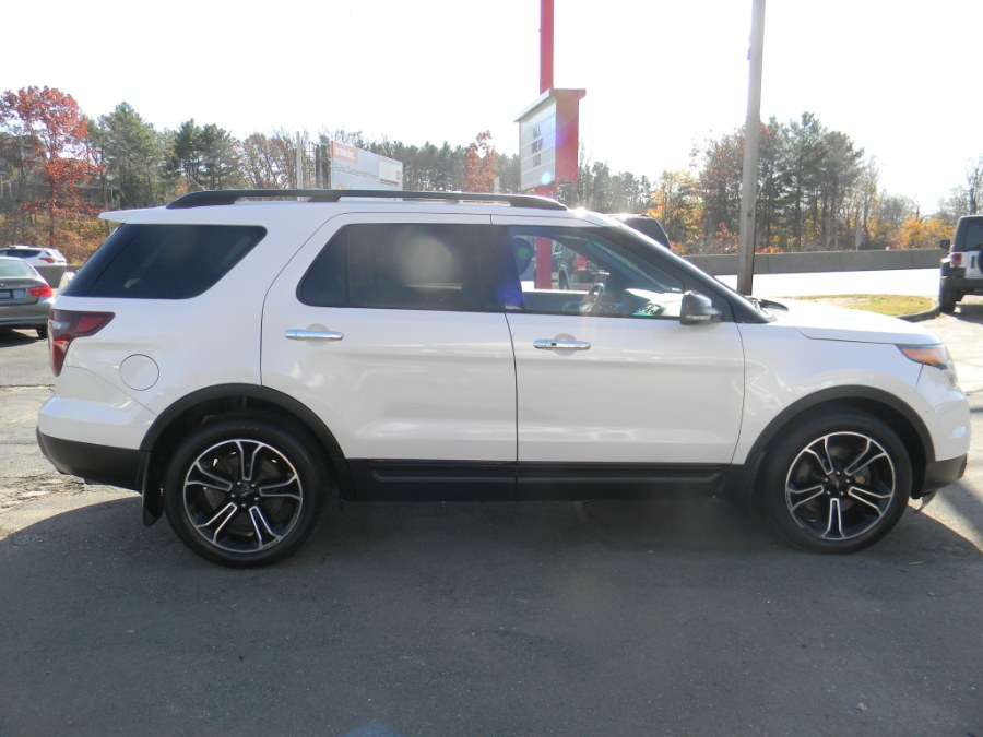 2013 Ford Explorer 4WD 4dr Sport, available for sale in Southborough, Massachusetts | M&M Vehicles Inc dba Central Motors. Southborough, Massachusetts