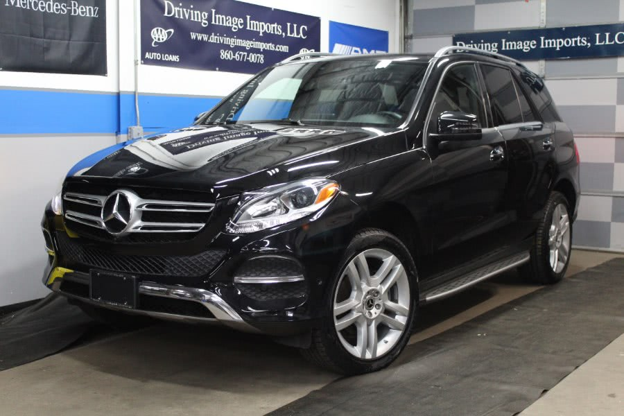 Used Mercedes-Benz GLE GLE 350 4MATIC SUV 2017 | Driving Image Imports LLC. Farmington, Connecticut