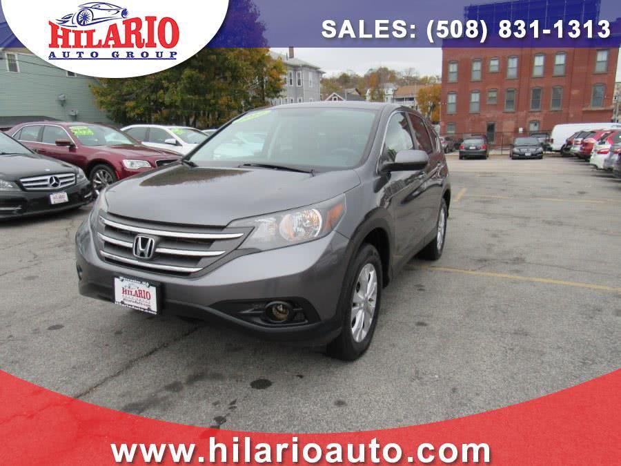 Used 2012 Honda CR-V in Worcester, Massachusetts | Hilario's Auto Sales Inc.. Worcester, Massachusetts