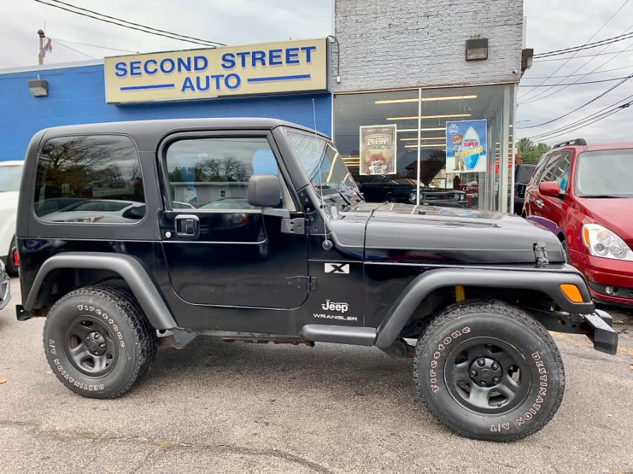 Used 2006 Jeep Wrangler in Manchester, New Hampshire | Second Street Auto Sales Inc. Manchester, New Hampshire