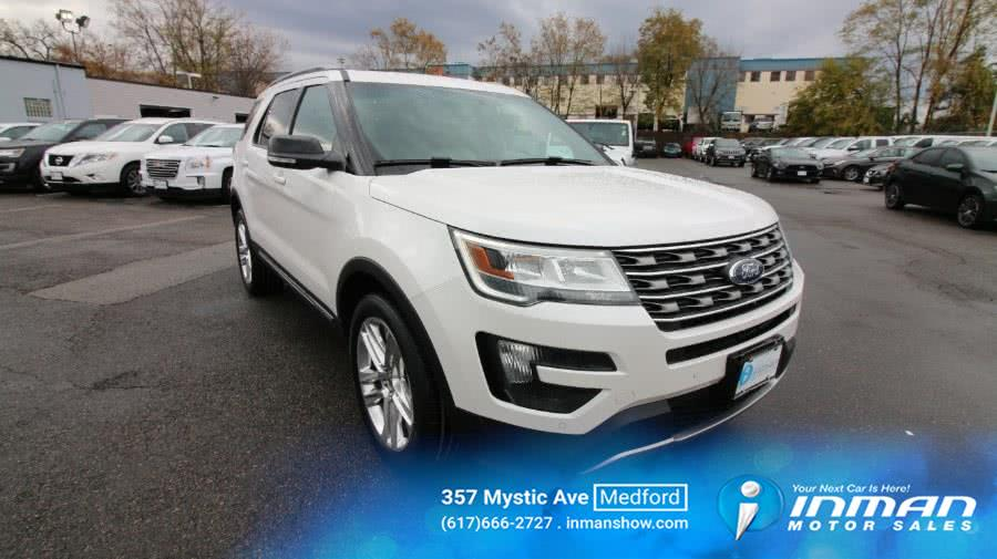 Used 2016 Ford Explorer in Medford, Massachusetts | Inman Motors Sales. Medford, Massachusetts