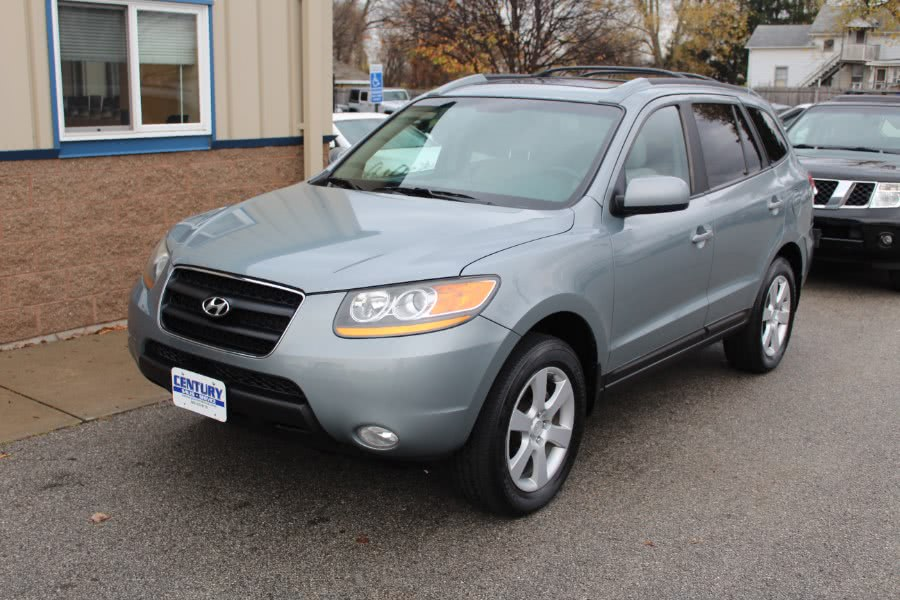 Used 2009 Hyundai Santa Fe in East Windsor, Connecticut   Century Auto And Truck. East Windsor, Connecticut