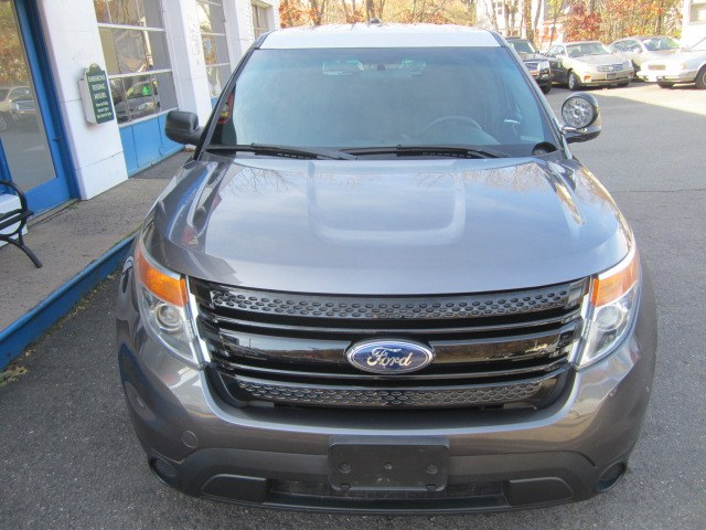 2014 Ford Utility Police Interceptor AWD 4dr, available for sale in Meriden, Connecticut | Cos Central Auto. Meriden, Connecticut