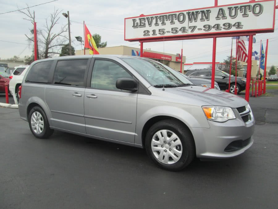 Used 2015 Dodge Grand Caravan in Levittown, Pennsylvania | Levittown Auto. Levittown, Pennsylvania