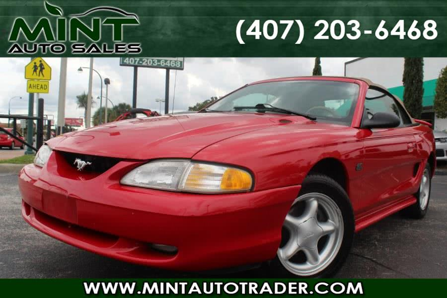 Used 1994 Ford Mustang in Orlando, Florida   Mint Auto Sales. Orlando, Florida