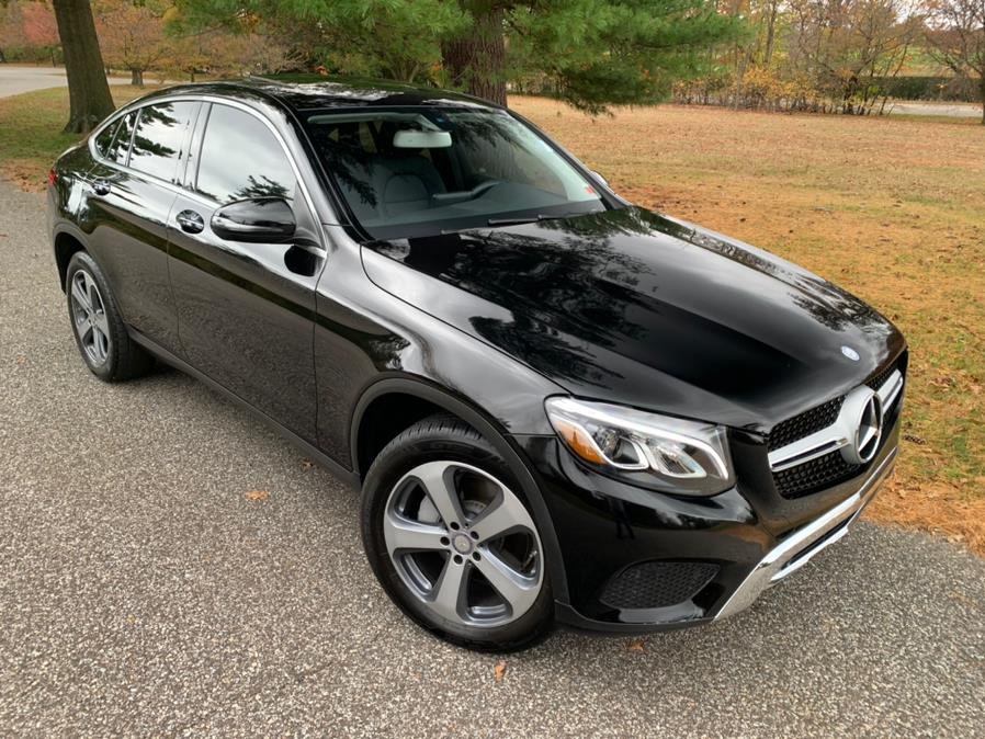 2017 Mercedes-Benz GLC-Class GLC 300 4MATIC Coupe, available for sale in Franklin Square, New York | Luxury Motor Club. Franklin Square, New York