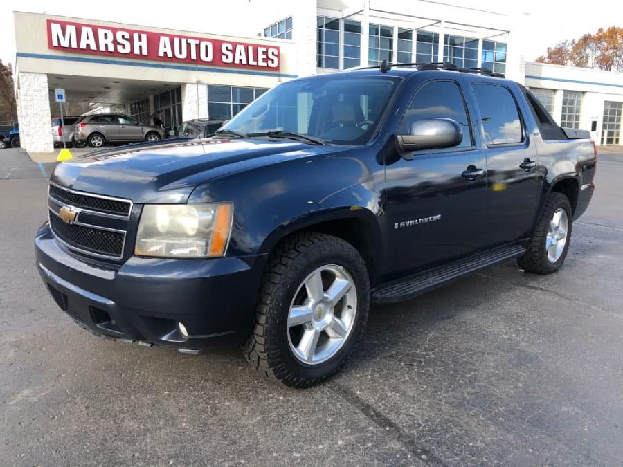 Used 2007 Chevrolet Avalanche in Ortonville, Michigan   Marsh Auto Sales LLC. Ortonville, Michigan