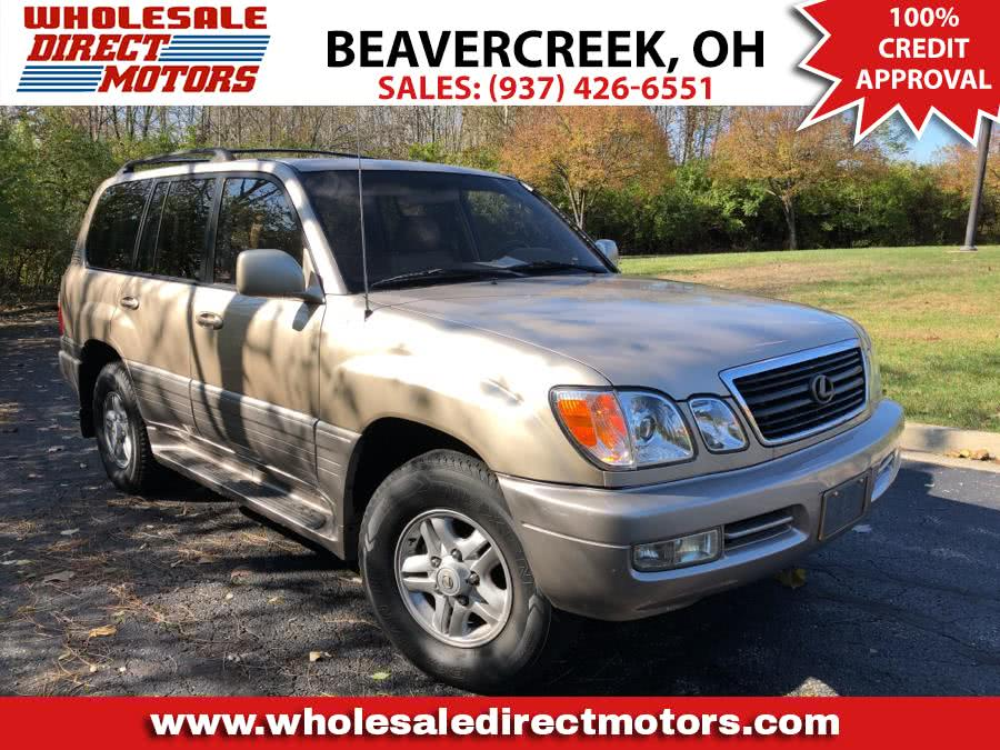 Used 1999 Lexus LX 470 Luxury SUV in Beavercreek, Ohio | Wholesale Direct Motors. Beavercreek, Ohio