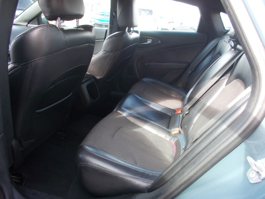2015 Chrysler 200 4dr Sdn S FWD, available for sale in Temple Hills, Maryland | Temple Hills Used Car. Temple Hills, Maryland