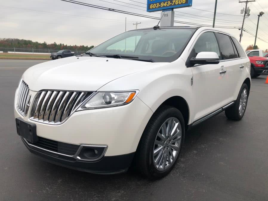 Used Lincoln MKX AWD 2013 | RH Cars LLC. Merrimack, New Hampshire