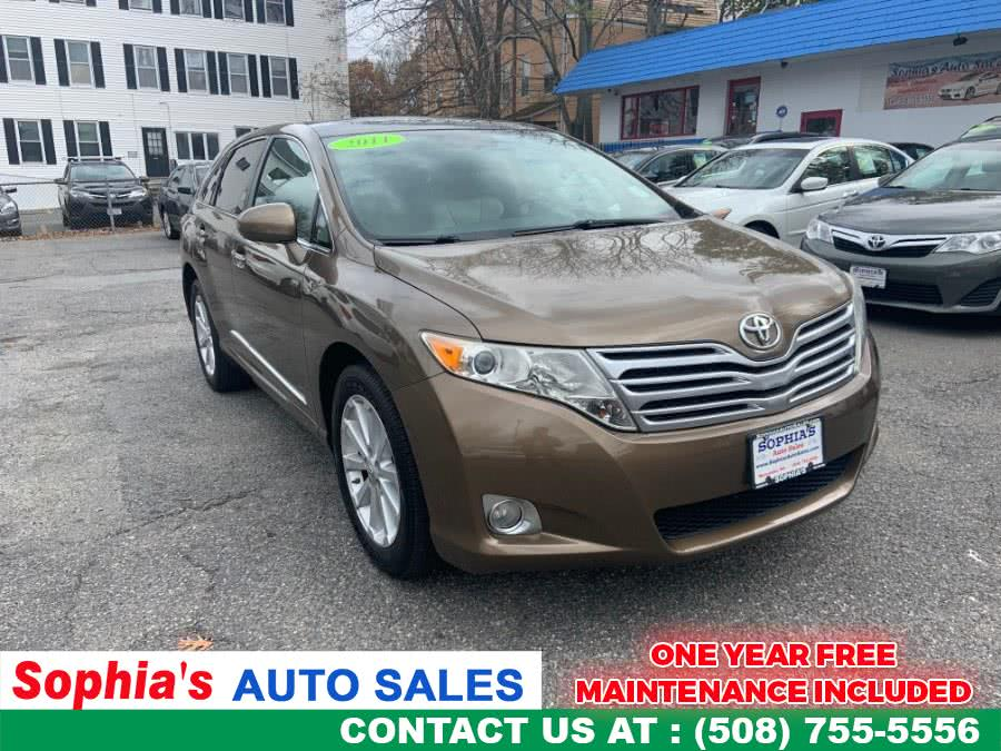 Used 2011 Toyota Venza in Worcester, Massachusetts | Sophia's Auto Sales Inc. Worcester, Massachusetts