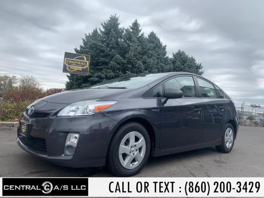 Used Toyota Prius 5dr HB I (Natl) 2011 | Central A/S LLC. East Windsor, Connecticut
