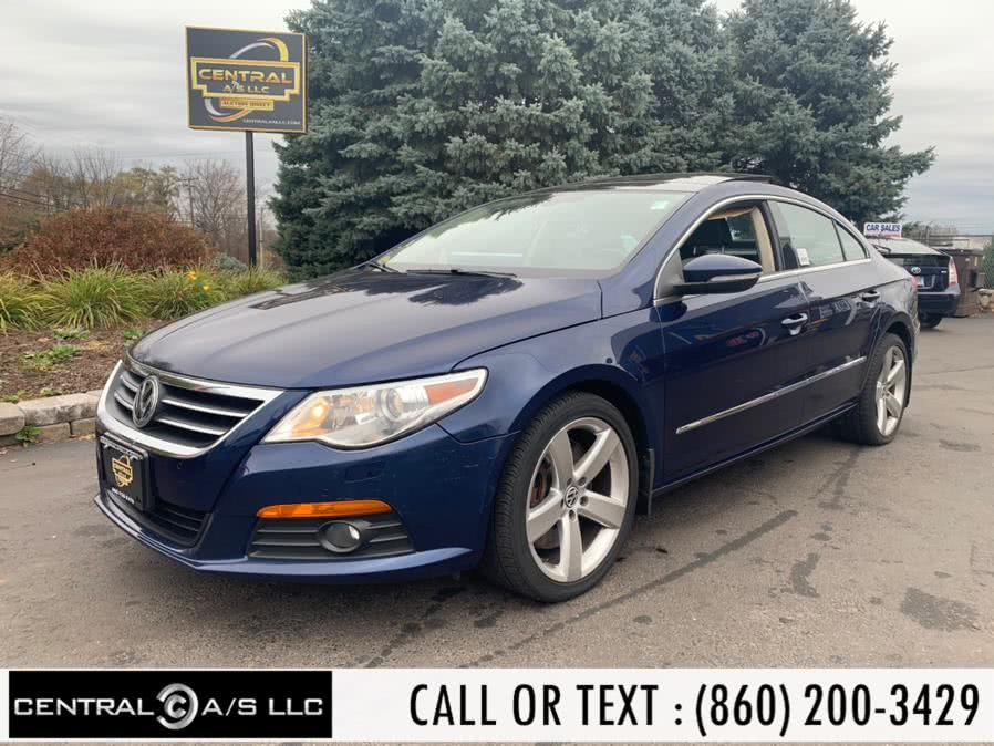 Used Volkswagen CC 4dr Auto 4Motion 2009 | Central A/S LLC. East Windsor, Connecticut