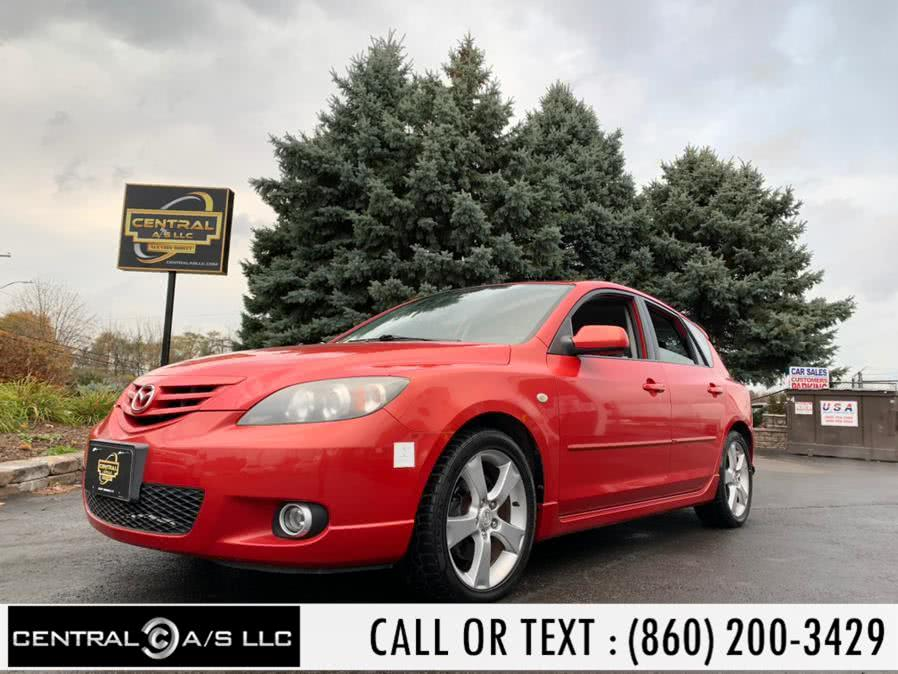 Used Mazda MAZDA3 5dr Wgn s Auto 2004 | Central A/S LLC. East Windsor, Connecticut