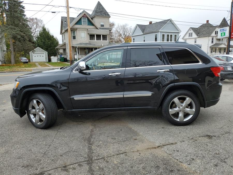 2012 Jeep Grand Cherokee 4WD 4dr Overland, available for sale in Springfield, Massachusetts | Absolute Motors Inc. Springfield, Massachusetts