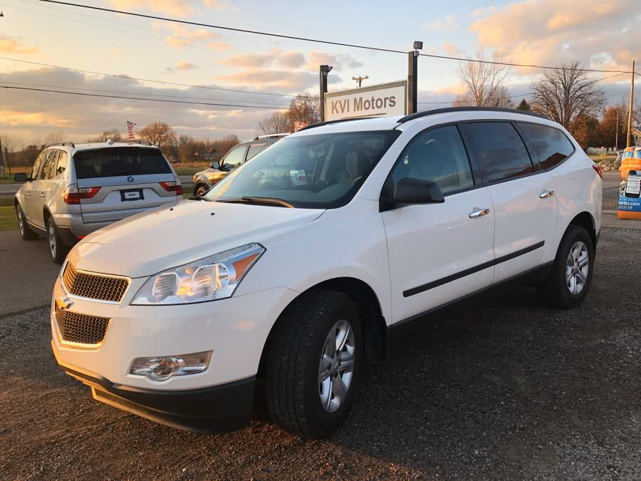 Used 2011 Chevrolet Traverse in Davison, Michigan | KVI Motors. Davison, Michigan