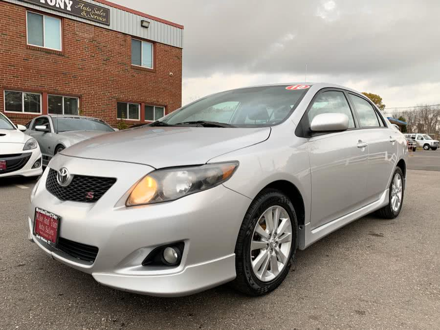 Used 2010 Toyota Corolla in South Windsor, Connecticut   Mike And Tony Auto Sales, Inc. South Windsor, Connecticut