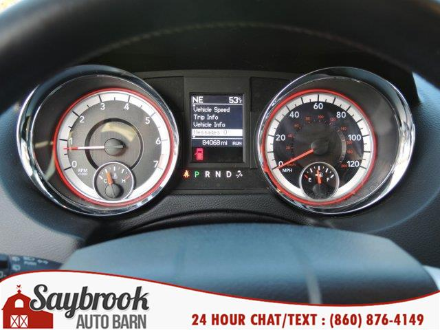 2014 Dodge Grand Caravan 4dr Wgn SXT, available for sale in Old Saybrook, Connecticut | Saybrook Auto Barn. Old Saybrook, Connecticut