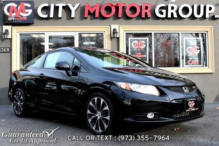 Used Honda Civic Si 2013 | City Motor Group Inc.. Haskell, New Jersey