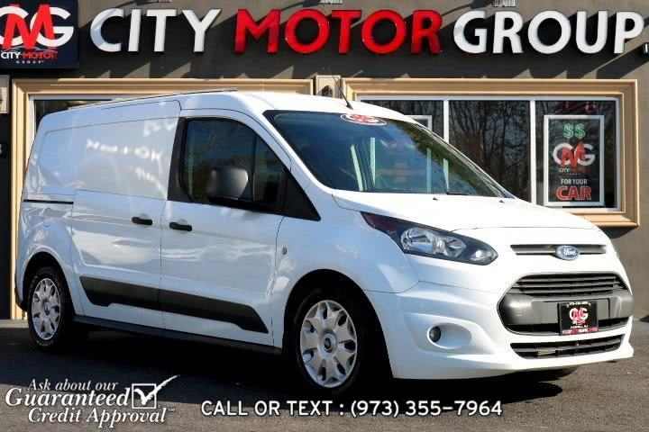 Used 2015 Ford Transit Connect in Haskell, New Jersey | City Motor Group Inc.. Haskell, New Jersey