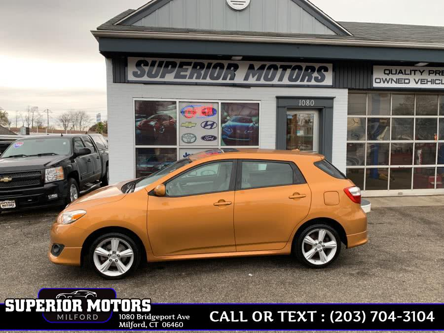 Used 2009 Toyota Matrix S AWD in Milford, Connecticut | Superior Motors LLC. Milford, Connecticut