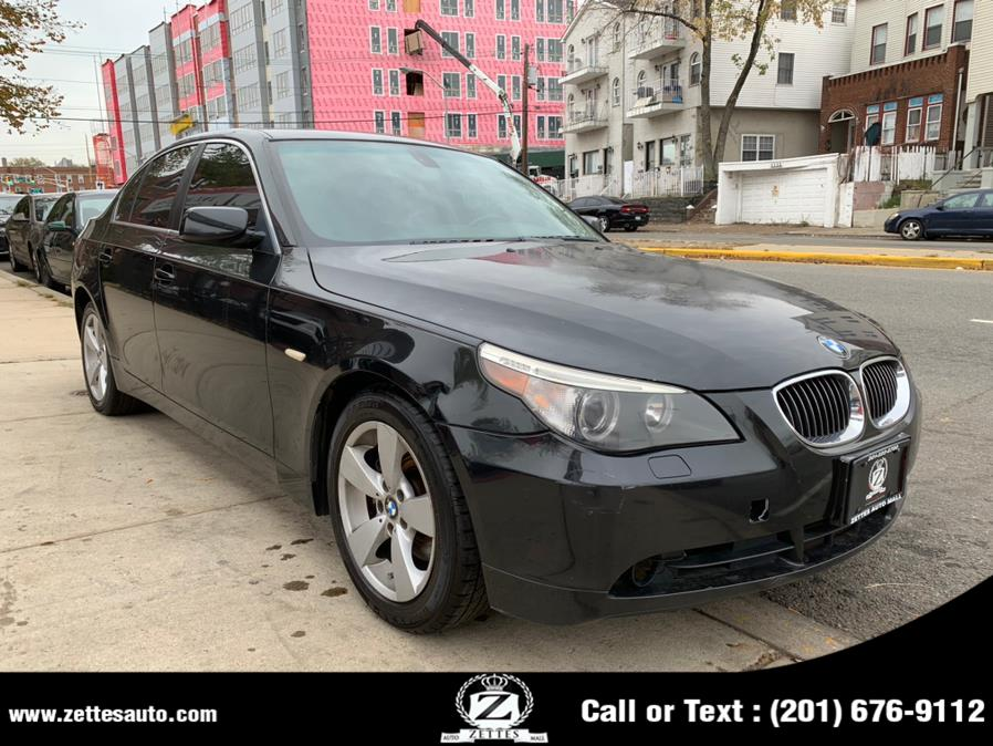 Used BMW 5 Series 4dr Sdn 525xi AWD 2007   Zettes Auto Mall. Jersey City, New Jersey