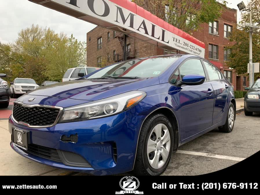 Used 2017 Kia Forte in Jersey City, New Jersey | Zettes Auto Mall. Jersey City, New Jersey