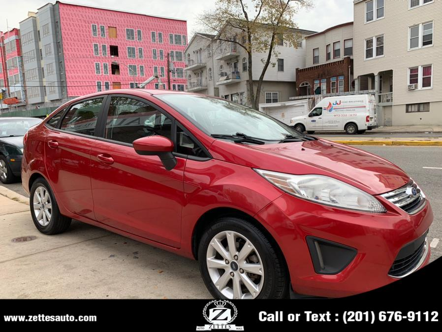 Used Ford Fiesta 4dr Sdn SE 2011 | Zettes Auto Mall. Jersey City, New Jersey