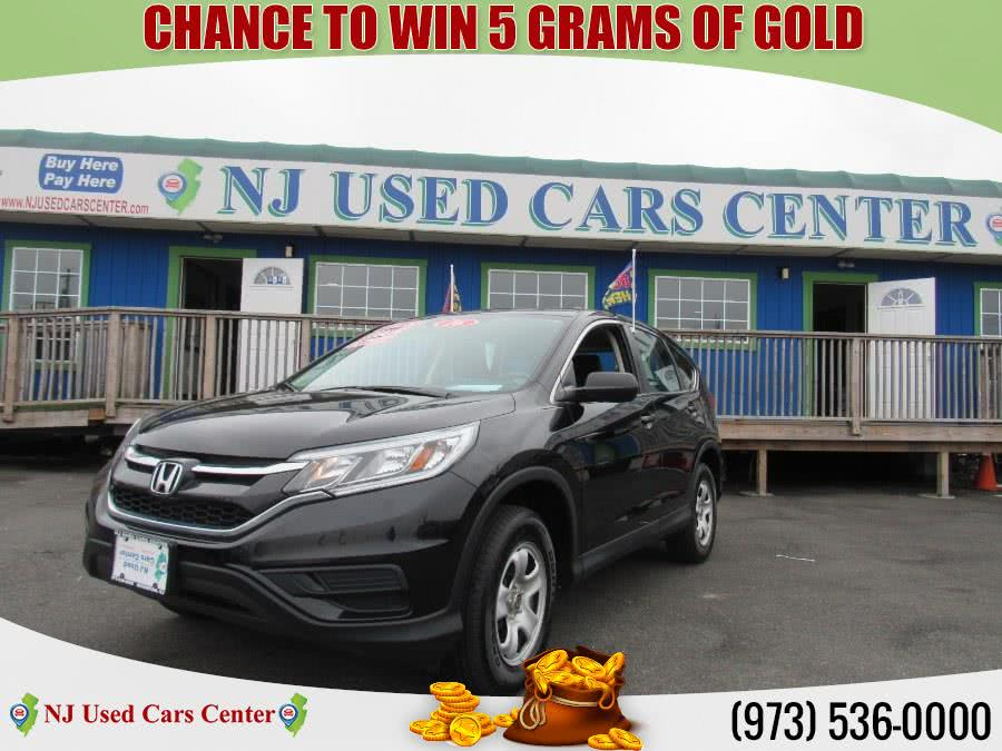 Used 2016 Honda CR-V in Irvington, New Jersey | NJ Used Cars Center. Irvington, New Jersey