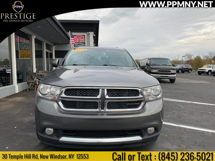 2013 Dodge Durango AWD 4dr Crew, available for sale in New Windsor, New York | Prestige Pre-Owned Motors Inc. New Windsor, New York