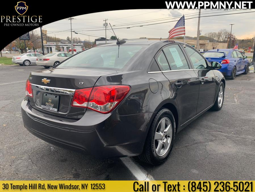 2015 Chevrolet Cruze 4dr Sdn Auto 1LT, available for sale in New Windsor, New York | Prestige Pre-Owned Motors Inc. New Windsor, New York