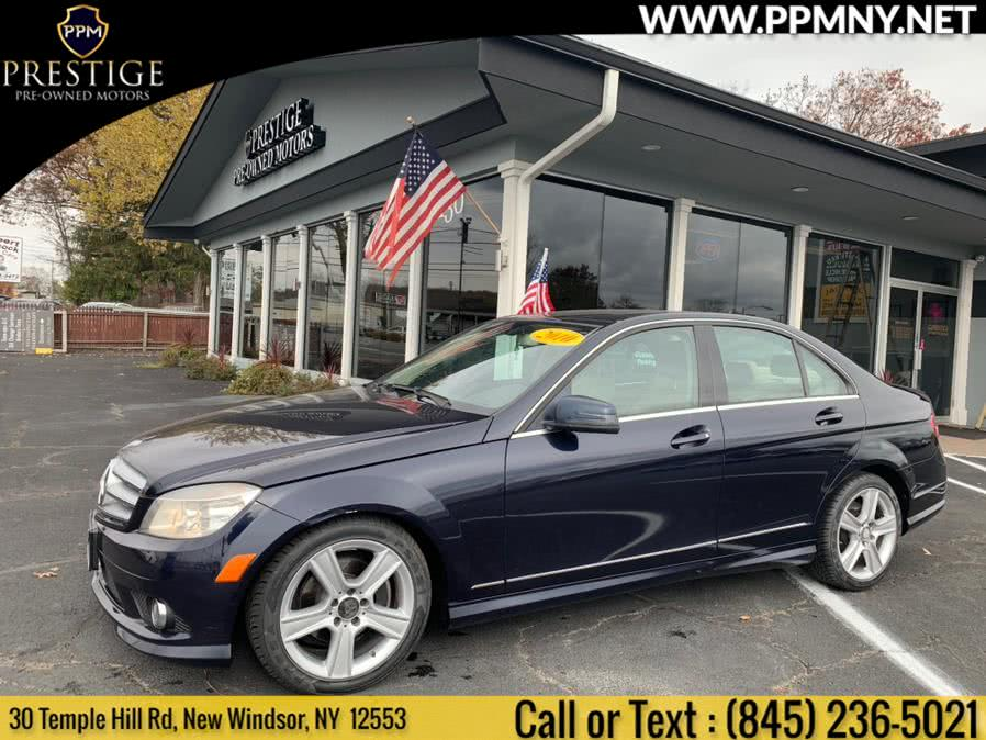 Used 2010 Mercedes-Benz C-Class in New Windsor, New York | Prestige Pre-Owned Motors Inc. New Windsor, New York