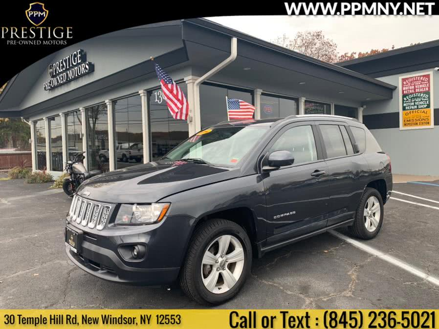 Used 2014 Jeep Compass in New Windsor, New York | Prestige Pre-Owned Motors Inc. New Windsor, New York